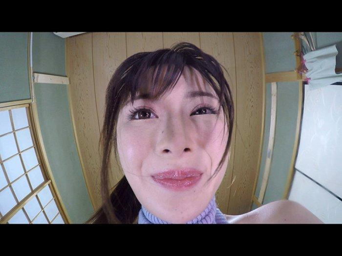 【VR】変態女体図鑑フェチVR顔中ペロンペロンの唾だらーんっのベッタベタ… のサンプル画像 6枚目