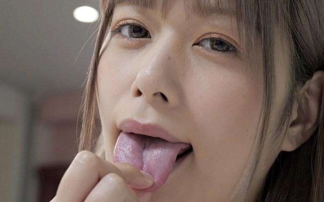 舌ベロフェチ ~舌ベロ観察&電マ本気オナニー~ 紺野ひかる(4)