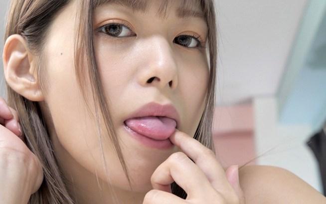 舌ベロフェチ ~舌ベロ観察&電マ本気オナニー~ 紺野ひかる(1)
