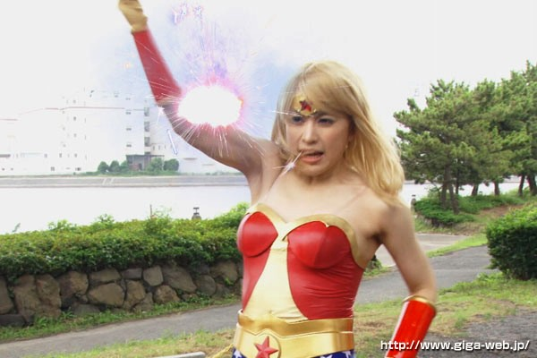 h 173gsad00008jp 10 - SUPER HEROINE アクションウォーズ 鉄腕美女ダイナウーマン あいかわ優衣