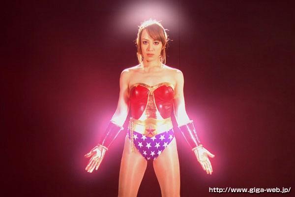h 173gsad00008jp 7 - SUPER HEROINE アクションウォーズ 鉄腕美女ダイナウーマン あいかわ優衣