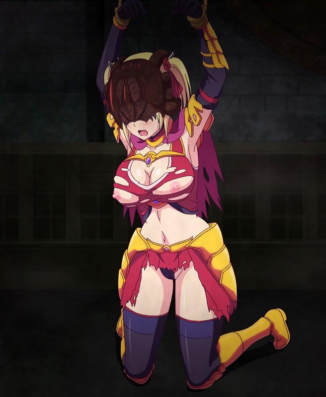 灼炎のエリス美少女へっぽこ勇者・エリス〜トンだ雌恥尻◆〜 のサンプル画像 2枚目