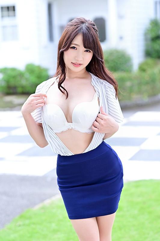 港区で見つけた会員制ラウンジ女子着エロデビュー!/長濱紗里 のサンプル画像 7枚目