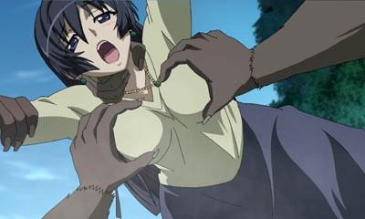 少女戦機 ソウルイーター #1 「復讐の美少女・円城命」9