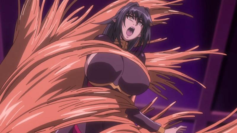 鋼鉄の魔女アンネローゼ 04 魔女の墜落:Witchbad6