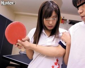 学校で全く人気のない廃部寸前の卓球部をなんとか存続させる為、5人の女子… のサンプル画像 2枚目