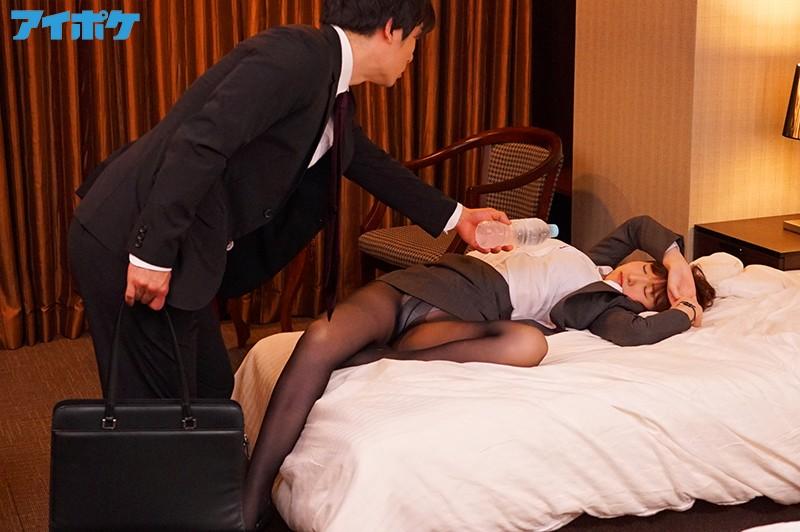 桜空もも 出張先相部屋NTR 絶倫の部下に一晩中何度もイカされた巨乳女上司サンプルイメージ3枚目