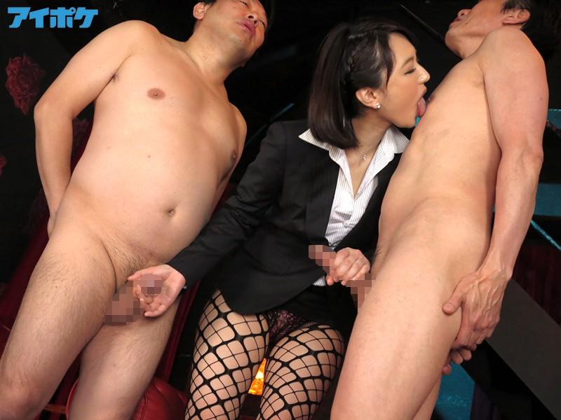 夏川あかり パンスト極痴女秘書の華麗なるマラ遊びサンプルイメージ3枚目