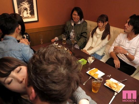 初川みなみ 大切な幼なじみが大学で上京しサークルの糞男達にやられまくってチ○ポ漬けサンプルイメージ2枚目