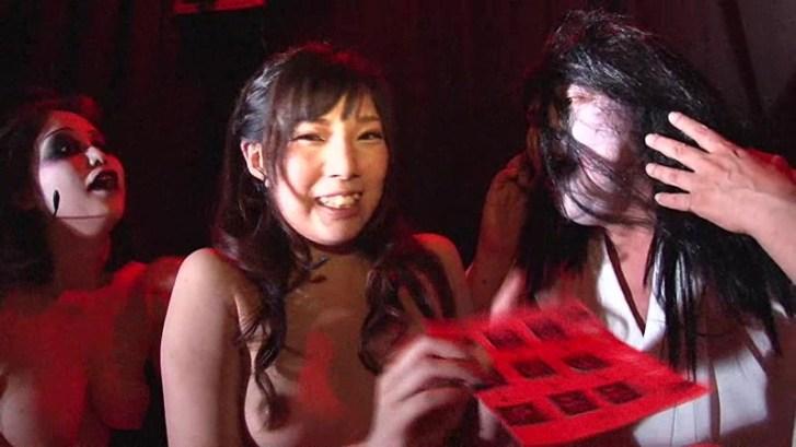 真夜中の脱衣怪談LIVE完全版〜悲鳴をあげた女の子に恐怖のお仕置き9
