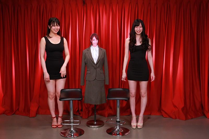 モデル並みの高身長美女に見下され続ける生放送(2)完全版〜形の良いおっぱいをローアングルでまさぐり倒す15