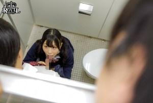 学校No.1ヤリマン女子に初めての告白!「エッチの相性が良かったら付き合っ… のサンプル画像 19枚目