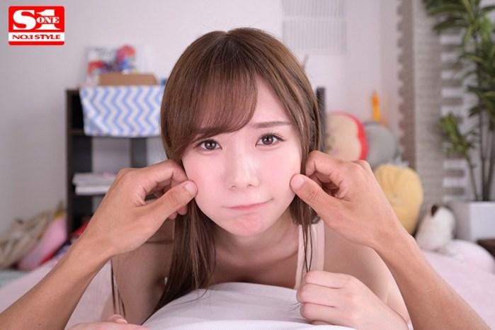 【VR】坂道みるを完全独占!人気AV女優が僕だけに見せる素顔&恥じらい… のサンプル画像 2枚目