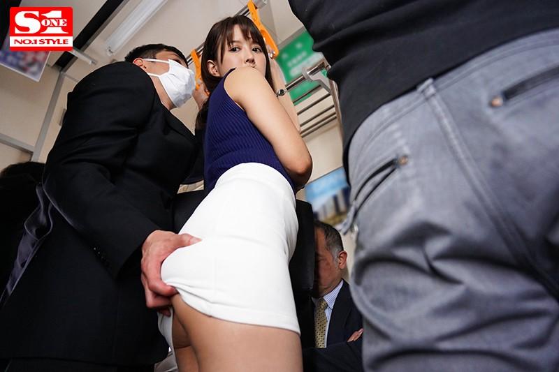 葵つかさ 痴漢サークルに輪姦された痴漢囮捜査官つかさサンプルイメージ8枚目