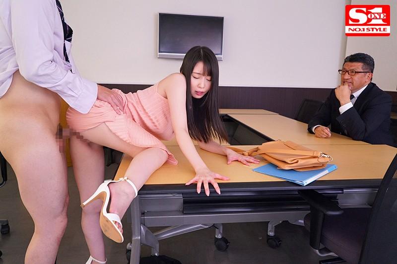 夢乃あいか 全裸のままマキシワンピースを着させられて…サンプルイメージ7枚目