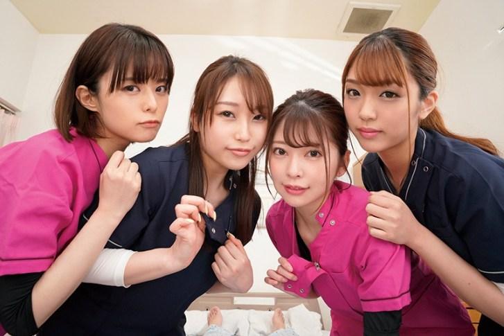 urvrsp00110jp 12 - 【VR】最悪ナースたちの射精管理病棟