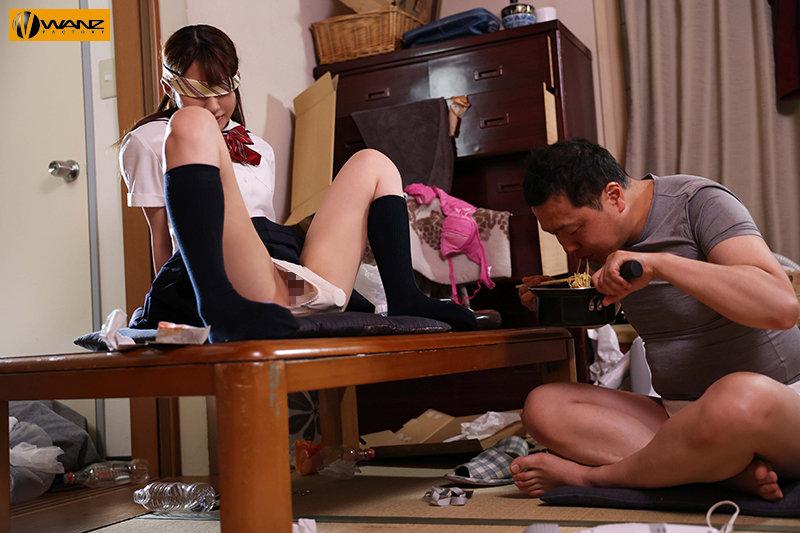 東條なつ 隣のゴミ部屋に監禁された制服少女は 絶倫オヤジの精液ぶっかけ種付けレ×プで汚されてイク...サンプルイメージ8枚目