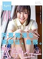 天真爛漫な笑顔は、最強。武田エレナ 18歳 SOD専属AVデビュー