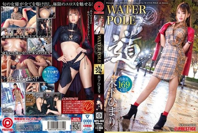 WATER POLE 〜道〜 木下ひまり 旬の女優が全てを曝け出し、極限のエロスを魅せる! 木下ひまり(花沢ひまり)