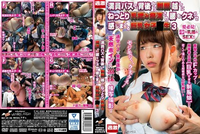 NHDTB-078 Busty Bus Woman ○ Raw 3 Who Felt Cranky Kneeling And Felt Crazy From Behind With A Packed Bus.