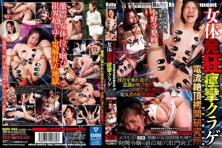 DARG-003 Current Cumulus Torture Institute Woman Inconsistent Convulsion Jellyfish Mesmol 003: Forbidden Woman Humiliated God! ! The Sorrow Of The Conglomerate 's Daughter The Secret Hole Anal Rash Onoji Risa