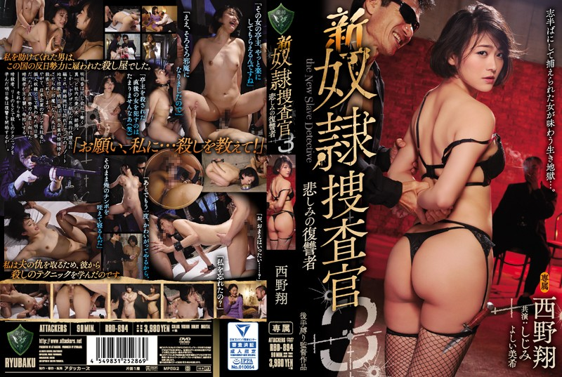 RBD-894 New Slavery Investigator 3 Avenger Of Sorrow