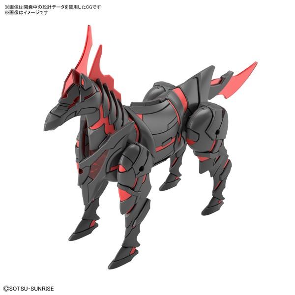 SDW HEROES SDガンダムワールド ヒーローズ 軍馬