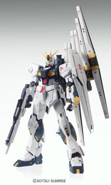 【3月再生産分】 MG 1/100 163 νガンダム ver.Ka