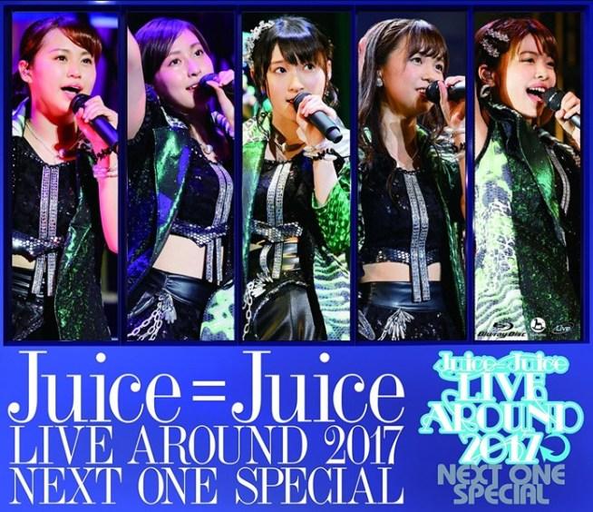 Juice=Juice LIVE AROUND 2017~NEXT ONE SPECIAL~