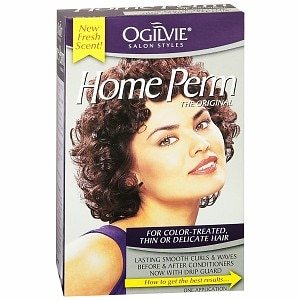Ogilvie Home Perm, For Color-Treated Hair - 1 ea