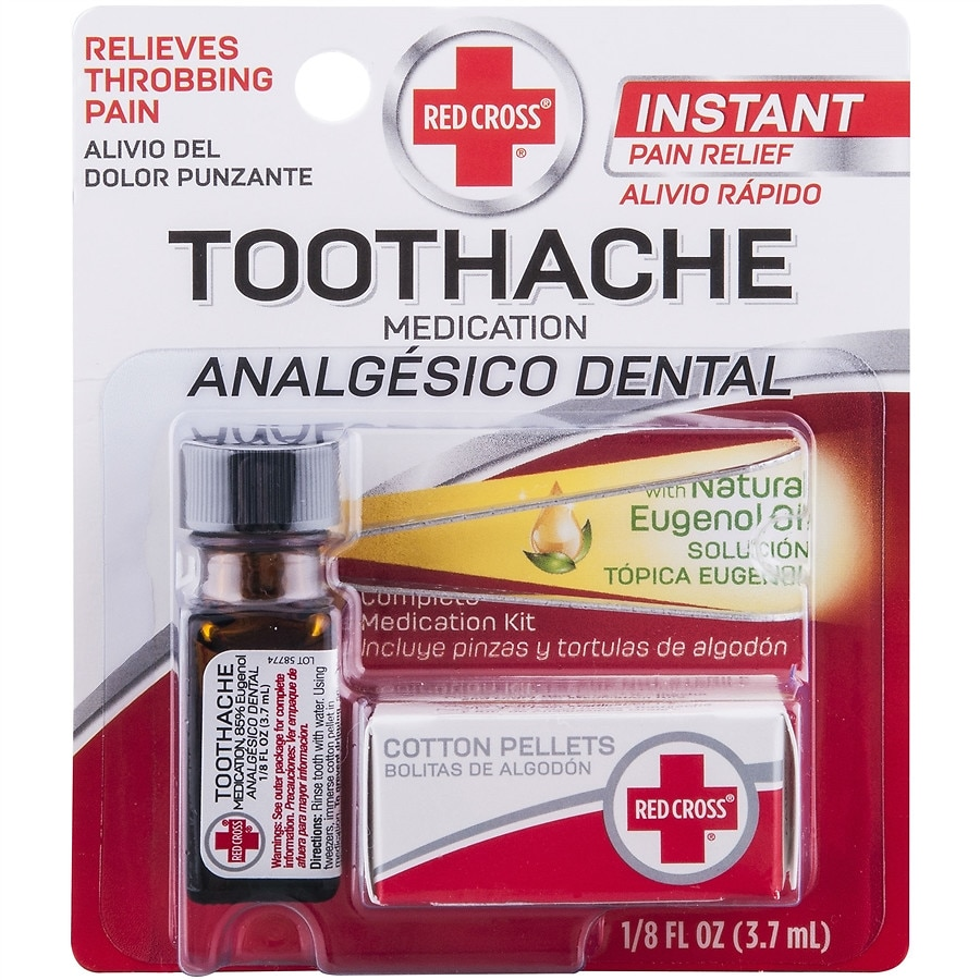 Red Cross Toothache Complete Medication Kit | Walgreens