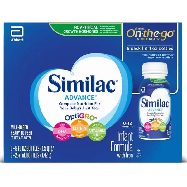 Similac Advance Complete Nutrition - Infant