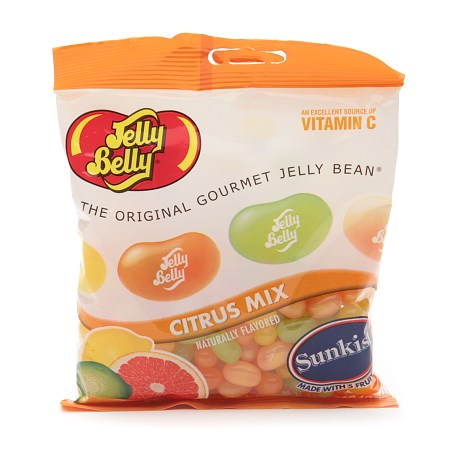 Jelly Belly Gourmet Jelly Beans Sunkist Citrus Mix Walgreens