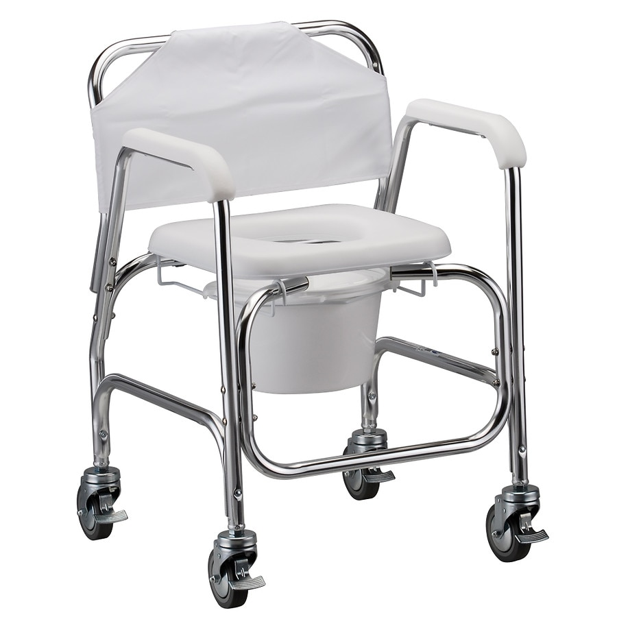 Nova Shower Chair and Commode  Walgreens