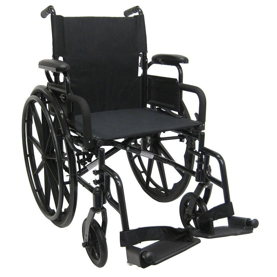 walgreens transport chair replacement webbing for lawn chairs wheelchairs karman ultra lightweight 18 inch aluminum wheelchair 29 lbs black