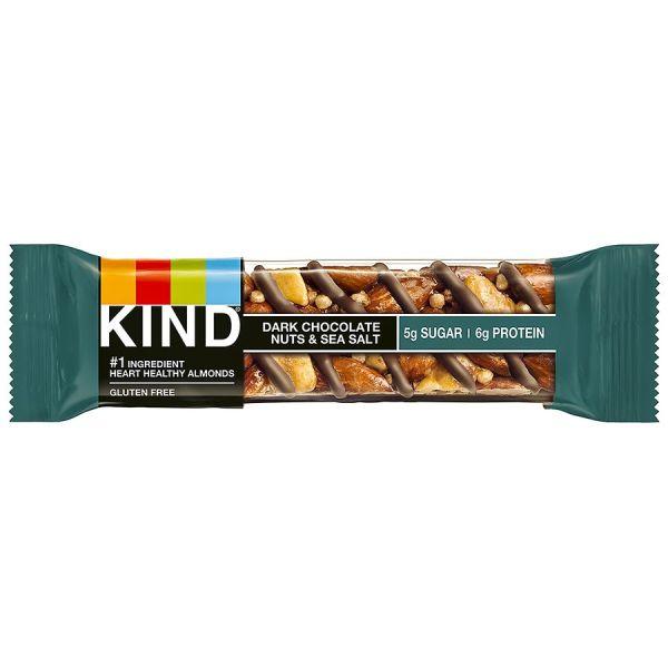 KIND Nuts amp Spices Bar Dark Chocolate Nuts amp Sea Salt