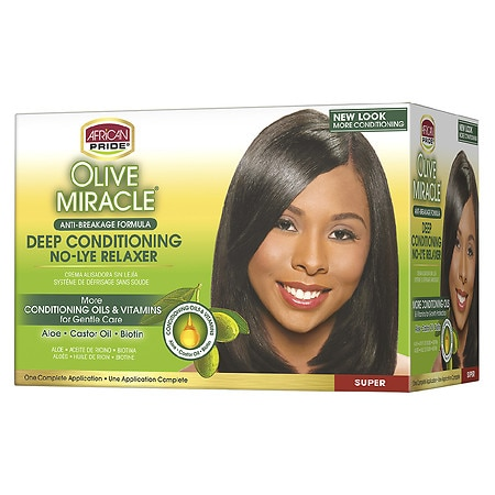 african pride olive miracle conditioning anti breakage