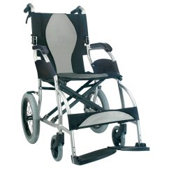 Transport Wheel Chair Covers And Table Cloth Hire Karman 16 Inch Ultra Lightweight Wheelchair With Companion Hill Brakes1 0 Ea