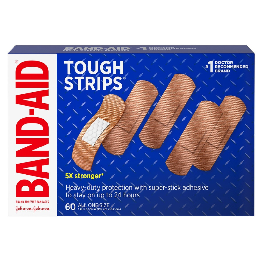 band aid brand tough