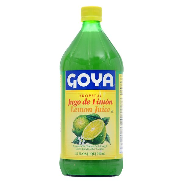 Goya Tropical Juice Lemon Walgreens