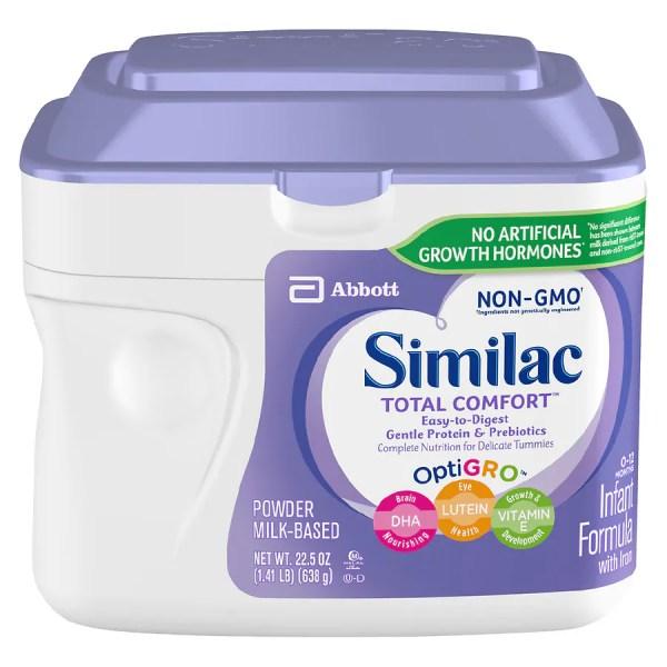 Similac Total Comfort Formula