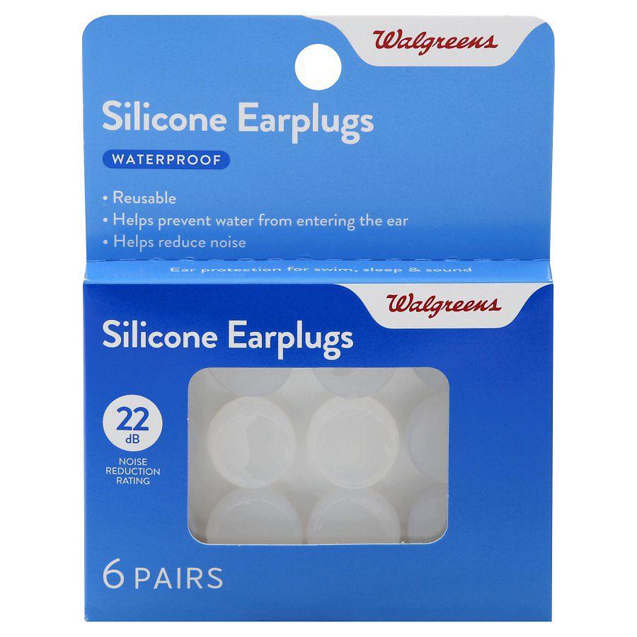 walgreens soft silicone ear