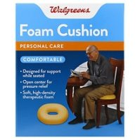 Walgreens Foam Ring Cushion   Walgreens