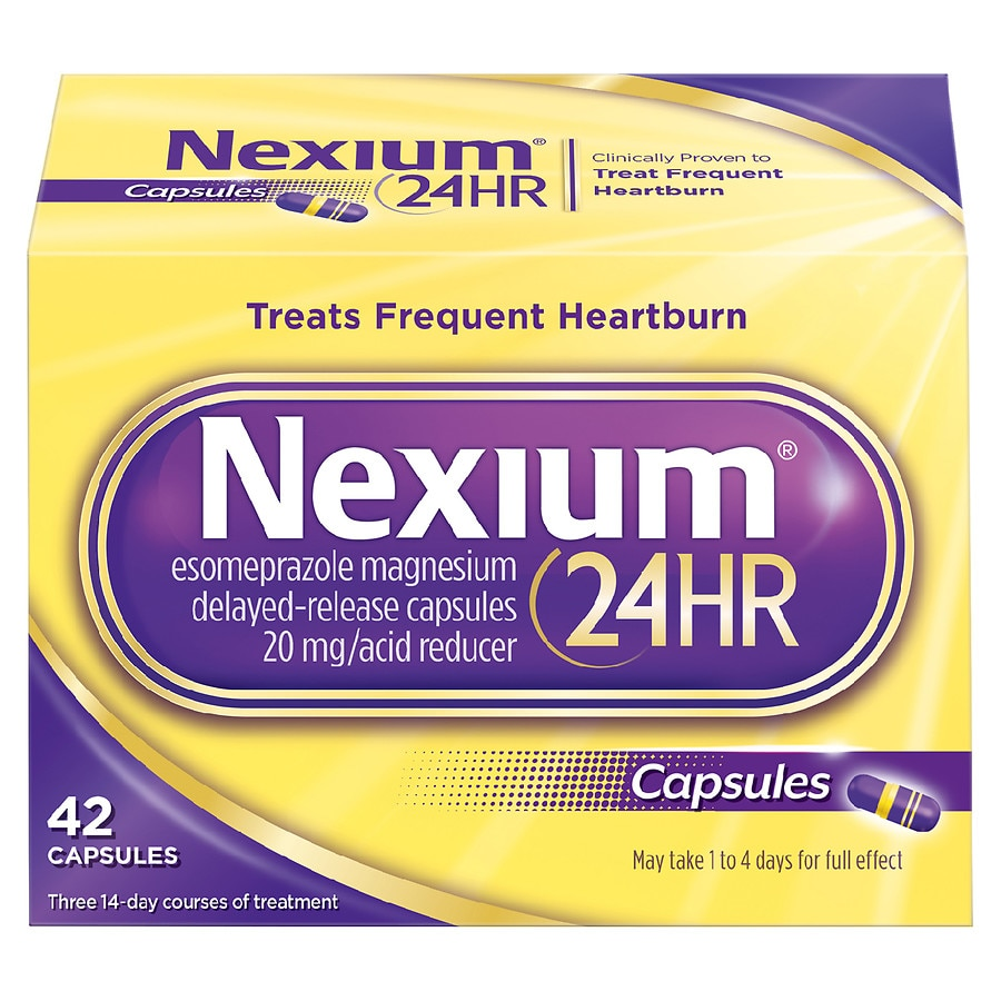 medium resolution of product large image nexium 24hr delayed release heartburn relief capsules 20mg product large image 2012 toyota corolla fuse box location