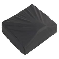Wheelchair Cushion Comfy Chairs For Living Room Mason Medical Titanium Gel Foam 16x18 Black Black1 0 Ea