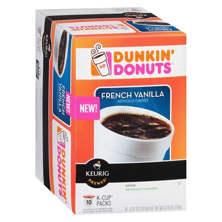 Coffee K-Cups French Vanilla Coffee K-Cups French Vanilla