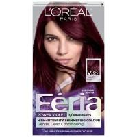 L'Oreal Paris Feria Power Violet Permanent Haircolor ...