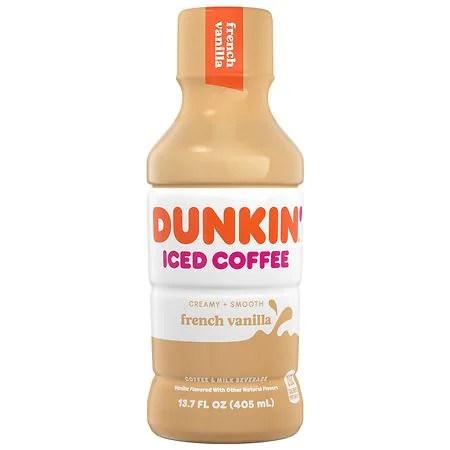 Iced Coffee French Vanilla Iced Coffee French Vanilla