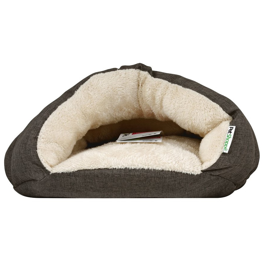petshoppe cave dog bed x small small