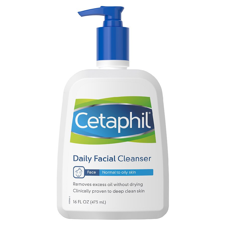 Cetaphil Daily Facial Cleanser Normal to Oily Skin ...